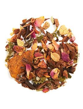 Organic Rose Chai by Davi Ds Tea