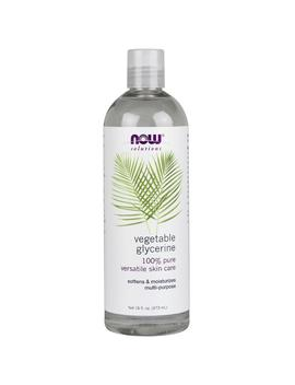 Vegetable Glycerine by Now Foods