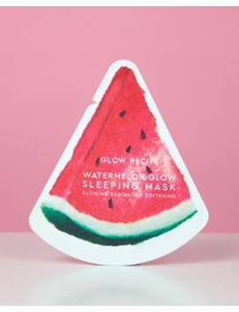 Watermelon Glow Sleeping Mask Sachet Sample by Glow Recipe