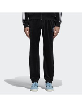 Adidas X Hagt Velour Track Pant (Dz9234) by Adidas Originals   Buty I OdzieŻ