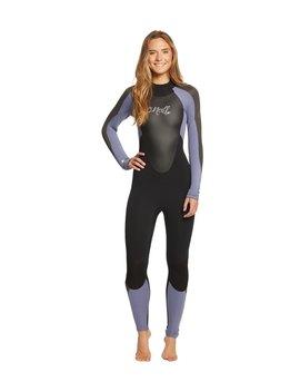 O'neill Women's 4/3 Epic Back Zip Fullsuit Wetsuit by Undefined