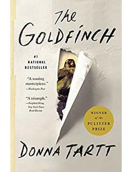 The Goldfinch: A Novel (Pulitzer Prize For Fiction) by Better World Books
