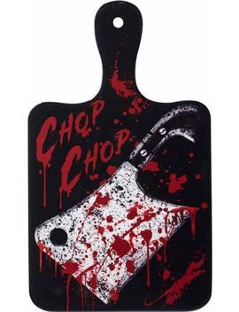 Chop, Chop | Ceramic Trivet by Alchemy Gothic