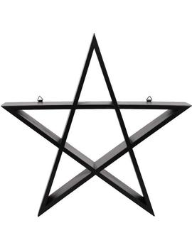 Pentagram | Wall Art by Gothic Gifts