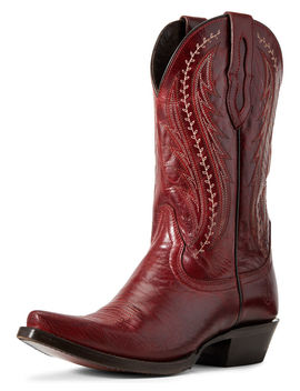 Ariat Women's Tailgate Sangria Western Boots   Snip Toe by Ariat
