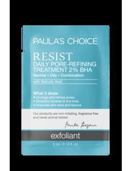 Resist Anti Aging 2% Bha Exfoliant by Paula's Choice