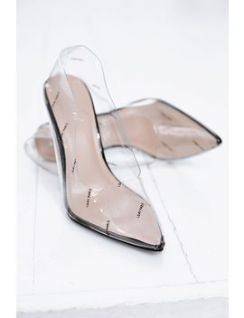 "The ""Photocopy"" Heel by Sisters And Seekers"