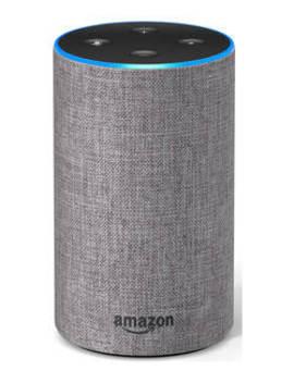 Amazon Echo (2nd Generation)   Heather Grey by Argos