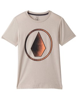 Volcom Boys' Removed Short Sleeve Tee (Toddler, Little Kid, Big Kid) by Undefined