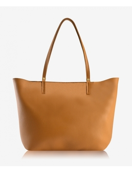 Tori Tote by Camel Napa Luxe