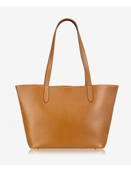 Teddie Tote by Camel Napa Luxe