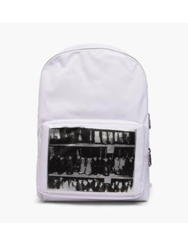 Warhol Printed Backpack by Calvin Klein Jeans