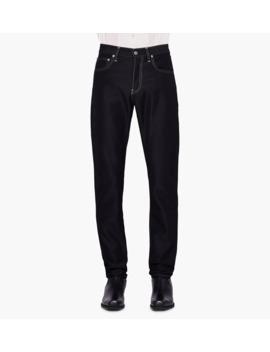 Masc Hi Straight Pants by Helmut Lang