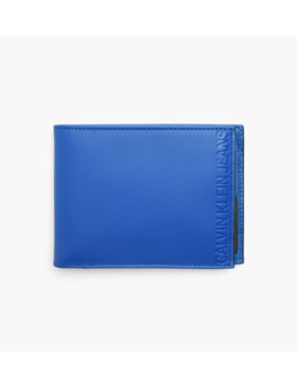 Plastic Wallet Keyring by Calvin Klein Jeans