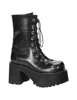 Ranger 301 | Black* by Demonia Shoes