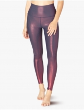 Spot On High Waisted Midi Legging by Beyond Yoga