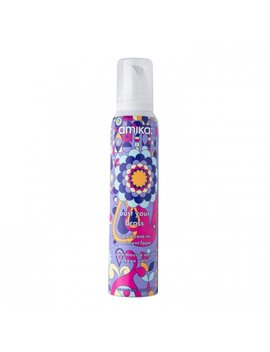 Amikaamika Bust Your Brass Violet Leave In Treatment Foam by Amika