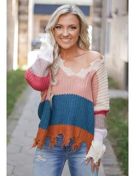 Sassy Scarecrow Sweater by Rosie Daze