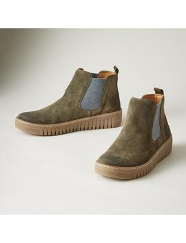 Hartley Suede Boots by Sundance