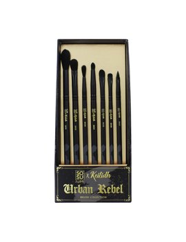 Urban Rebel 7 Piece Brush Collection by Sosu By Sj