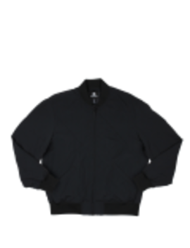 Men Star Chevron Bomber Jacket Black by Converse