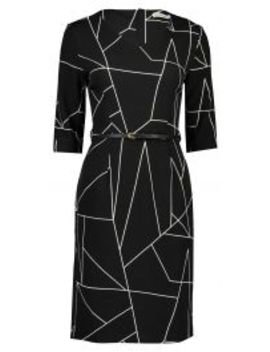 Abstract Dress by Edgars