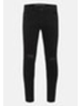 Black Zach Skinny Ripped Jean by Connor