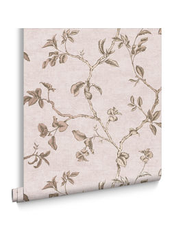 Twining Blush Wallpaper by Graham & Brown
