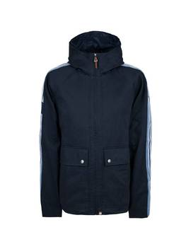 Cotton Hooded Jacket by Pretty Green