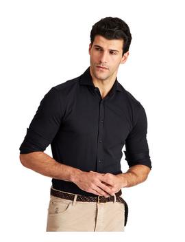 Slim Fit Cotton Shirt by Brunello Cucinelli Slim Fit Cotton Shirt