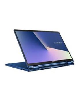 "Asus Zen Book Flip 13 13.3"" 2 In 1 Notebook I7 8565 U 16 Gb 512 Gb W10 P Touch   Blue by Mwave"