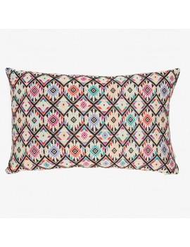 Archive New York Mint Nahuala Pillow by Abc Home