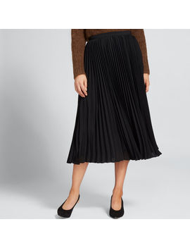 Classic Pleat Skirt by Seed Heritage