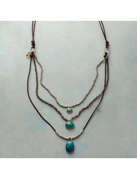 Row Three Necklace by Sundance