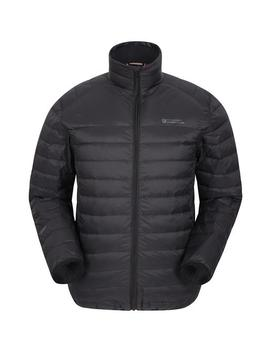 Featherweight Down Mens Jacket by Mountain Warehouse