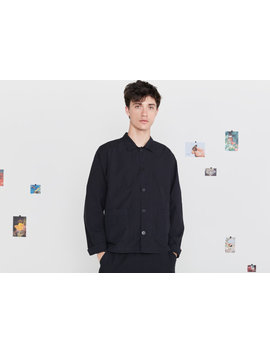 Outerwear. Type A, Version 1. Navy. by Entireworld