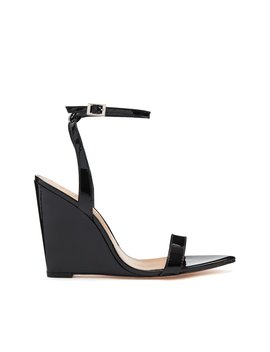 Raquel Wedge Sandal by Schutz