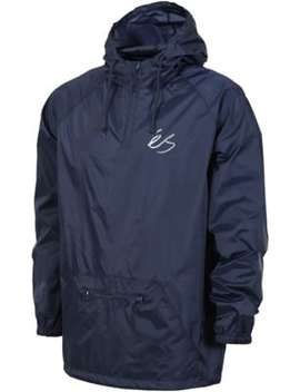 E S             Packable Anorak Jacket by E S