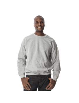 Gildan Men's Crewneck Sweatshirt by Gildan