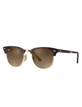 Clubmaster Folding Collection by Ray Ban
