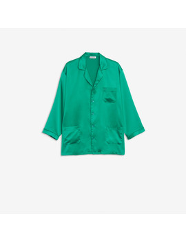 Pajama Pocket Shirt by Balenciaga