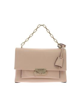 Cece Medium Shoulder Bag In Pink by Michael Kors