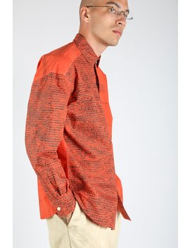 Faded Noise Big Shirt by Cav Empt