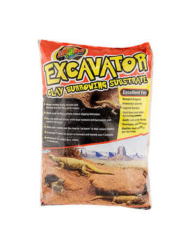 Zoo Med™ Excavator® Burrowing Reptile Substrate by Zoo Med