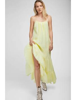 Scarlett Dress   Limoncello by Anine Bing