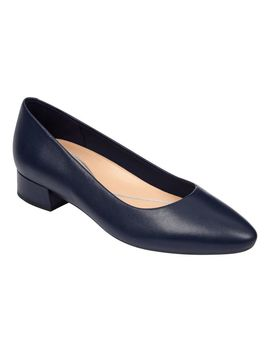 Caldise Low Heel Dress Shoes by Easy Spirit