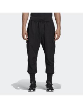 Adidas Y 3 Nylon Cargo Pants (Fj0398) by Adidas Y 3