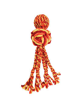 Kong® Wubba™ Weave Rope Dog Toy by Kong