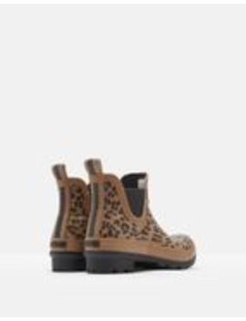 Wellibob Short Height Printed Rain Boots by Joules