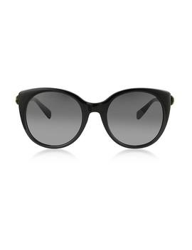 Gg0369 S Cat Eye Acetate Sunglasses by Gucci